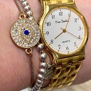 Pierre Cardin Gold Vintage Watch